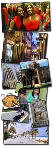 Photos about Spain and Spanish University courses