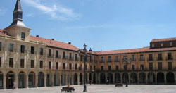 Leon City - Plaza Mayor